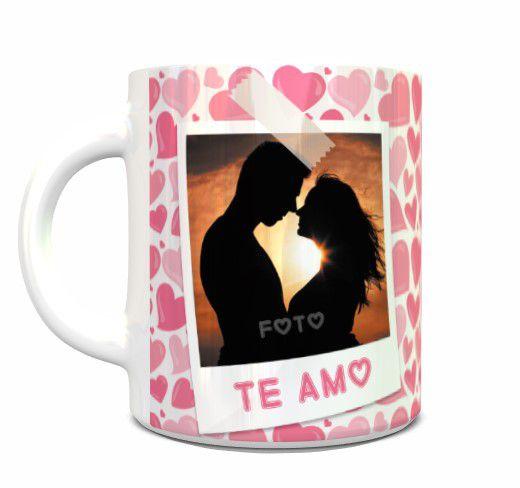 Caneca Dia Dos Namorados - Super Namorada Com Foto