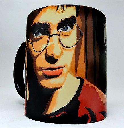 Caneca Mágica Harry Potter