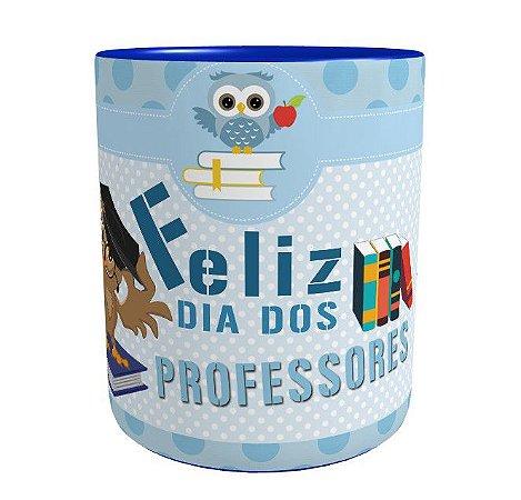 Caneca Dia Dos Professores - Professor Herói