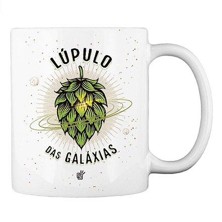 Caneca Lúpulo das Galáxia - Mestre Cervejeiro