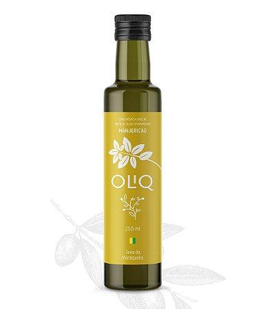 Azeite de Oliva com Manjericão 250ml- Oliq