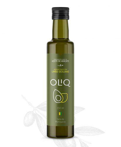 Azeite de Abacate com Limão Siciliano 250ml- Oliq