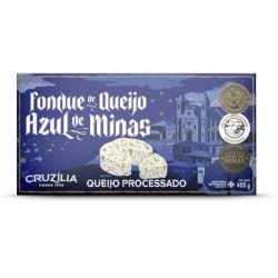 Fondue de Queijo Azul de Minas - 0,400kg - Queijos Cruzília