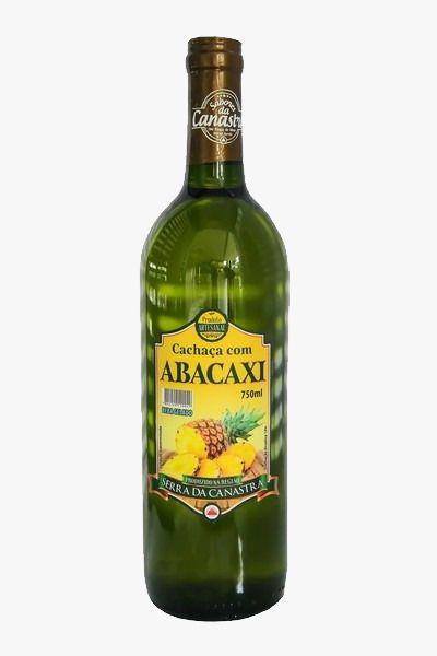 Cachaça de Abacaxi - Sabores da Canastra 750ml