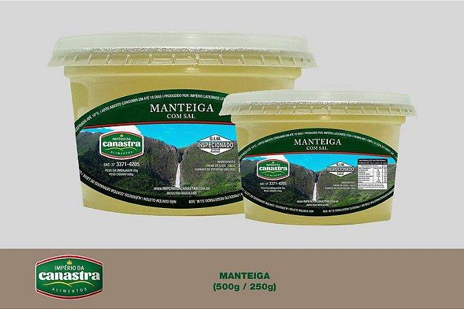 Manteiga com Sal - Império da Canastra