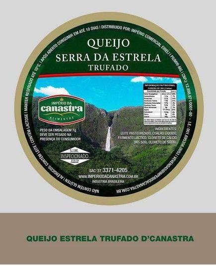 Queijo Serra da Estrela Trufado - Império da Canastra