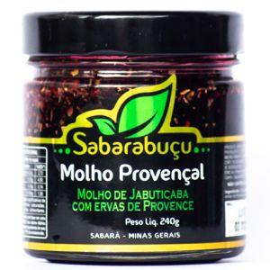 Molho de Jabuticaba Provençal - Sabarabuçu 0,240kg