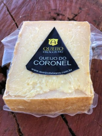 Queijo do Coronel - Queijo D'Alagoa