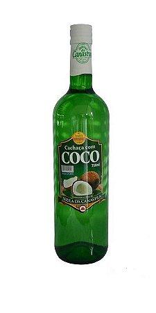 Cachaça com Coco - Sabores da Canastra 750ml