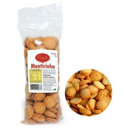 Mentirinha - Doces D'angelo - 0,100kg