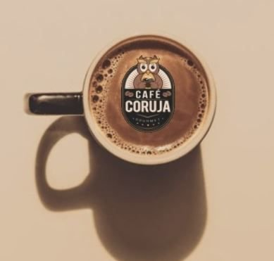 Café Arábica Blend Torrado e Moído - Café Coruja