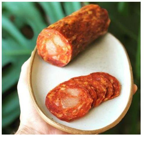 Linguiça tipo Chorizo Revilla (Fatiado) - Pirineus