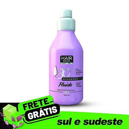 Fluído Desembaraçador Hair Brasil Cosméticos 300ml - 30s