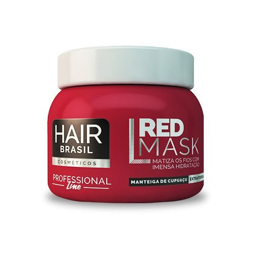 Máscara Matizadora 250g - Red Mask