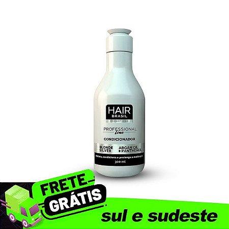 Condicionador Matizante Hair Brasil Cosméticos 300ml - Blonde Silver