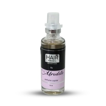 Perfume Capilar Hair Brasil Cosméticos Afrodite 15 ml