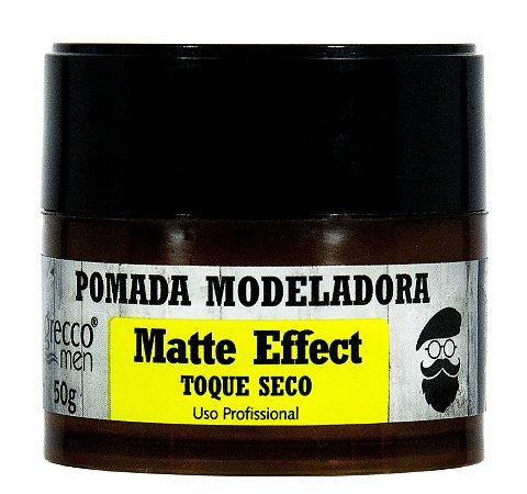 Pomada Modeladora Matte Effect Toque Seco - 50g
