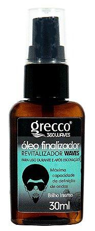 Óleo Finalizador Revitalizador Waves Grecco 360waves 30ml