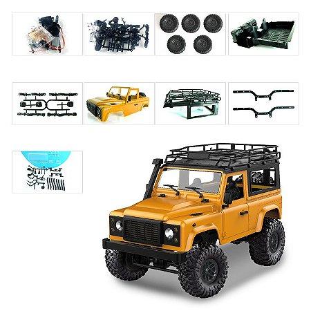 Truck Veículo Brinquedo RC Rock Crawler Buggy Escalada Carro para PICKCAR D90 Kid