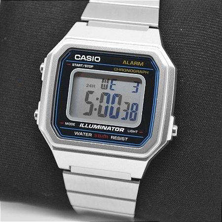 12b534bf42c Relógio Casio B650WD-1ADF - Flamboyant Acessórios - Semi Jóias