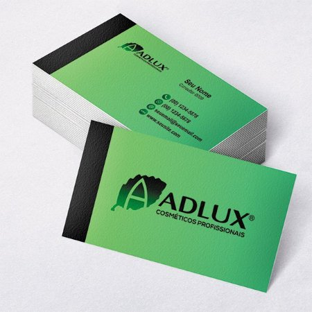 82f9ab870 Cartão de Visita Adlux - Gráfica Belo Horizonte