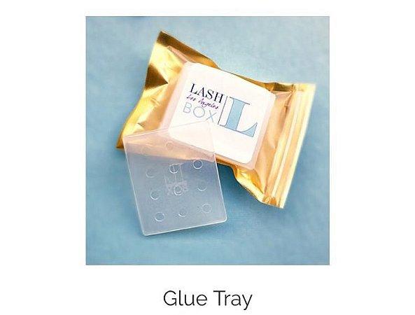 Glue tray Pct com 3 unidades