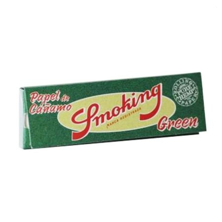 SEDA SMOKING GREEN 1 1/4 UNIDADE