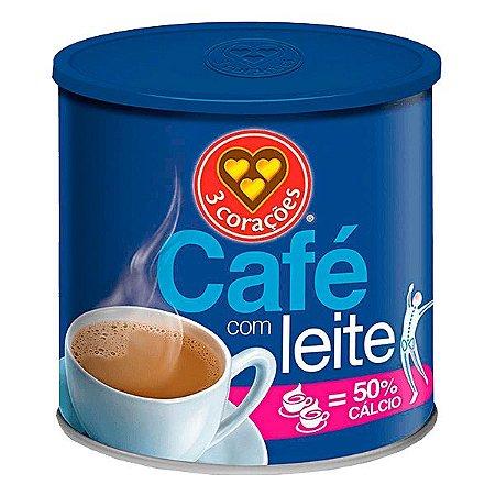 Café com Leite Três Corações 330g