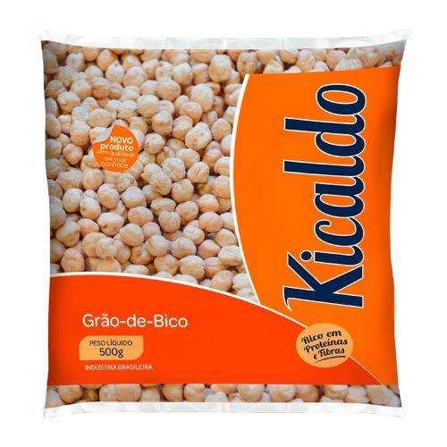 Grão de Bico Kicaldo 500g