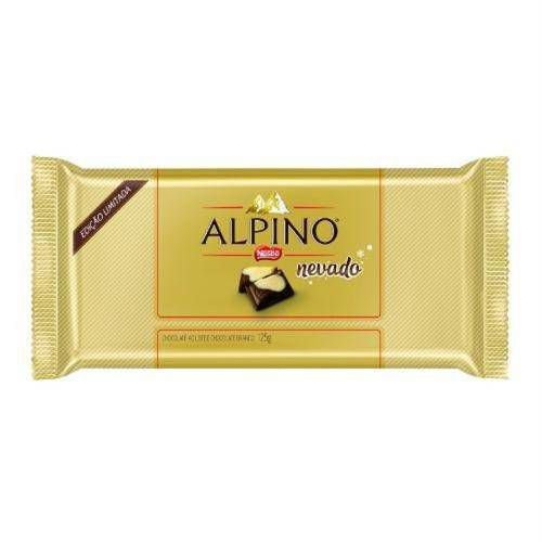 Chocolate Nestlé Alpino Nevado 100g