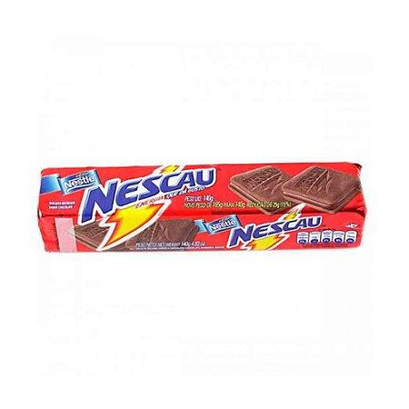 Biscoito Nestlé Nescau Recheado 140g