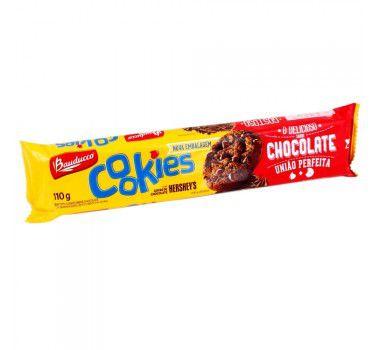 Biscoito Bauducco Cookies de Chocolate 100g