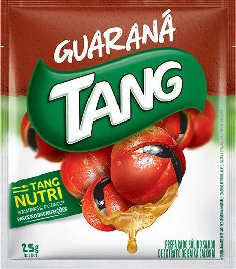 Refresco em pó Tang Guaraná 25g