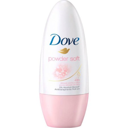 Desodorante Dove Roll-On Powder Soft 50ml