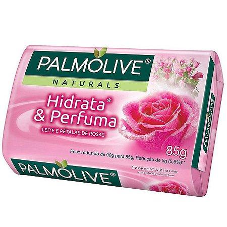 Sabonete Palmolive Hidrata e Perfuma 85g