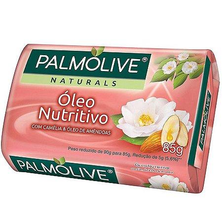 Sabonete Palmolive Óleo Nutritivo 85g
