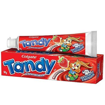 Creme Dental Tandy Morangostoso 50g