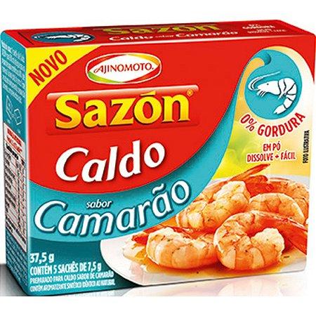 Caldo Sazón Camarão 37,5g