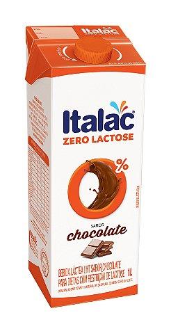 Bebida Láctea Italac chocolate zero lactose 1L