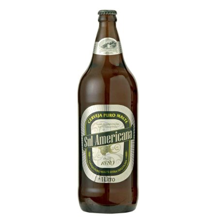 Cerveja Sul Americana Garrafa 1L