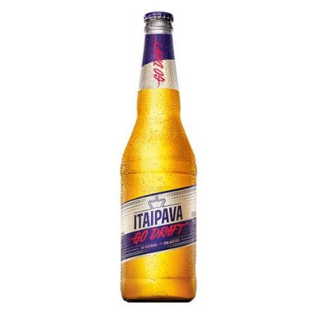 Cerveja Itaipava Go Draft 355ml