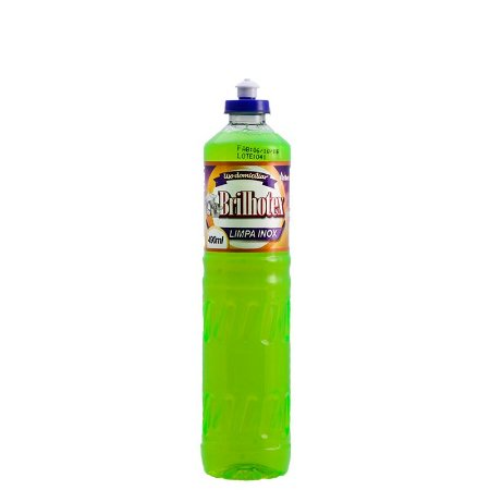 Limpa Inox Brilhotex 490ml