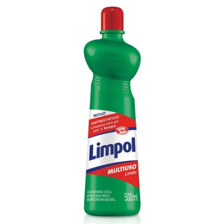 Limpeza Limpol Multiuso Limão 500ml