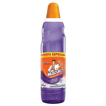 Limpeza Mr. Músculos Perfume Lavanda 900ml