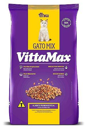 Ração para Gatos VittaMax 1kg