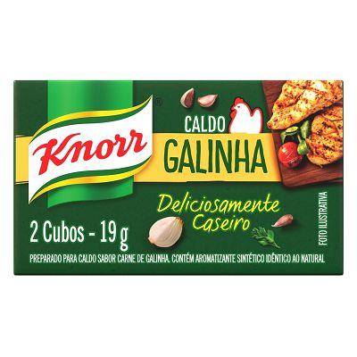 Caldo Knorr Galinha 19g