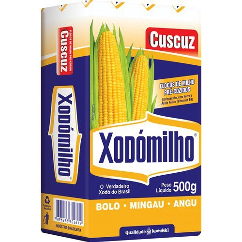 Flocos de Milho Xodomilho 500g