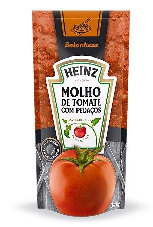 Molho de Tomate Heinz Bolonhesa 340g