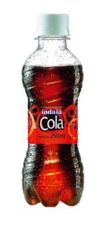 Refrigerante Indaiá Mini Cola Pet 250ml