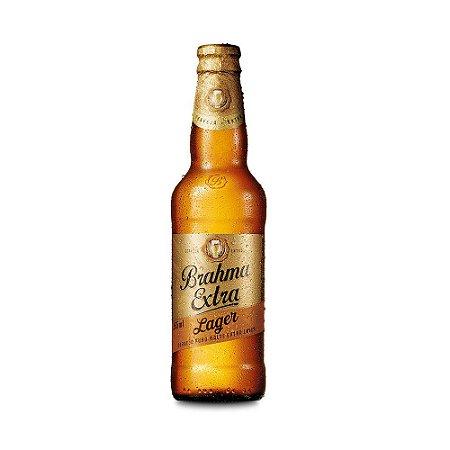 Cerveja Brahma Extra Larger Long Neck 355ml
